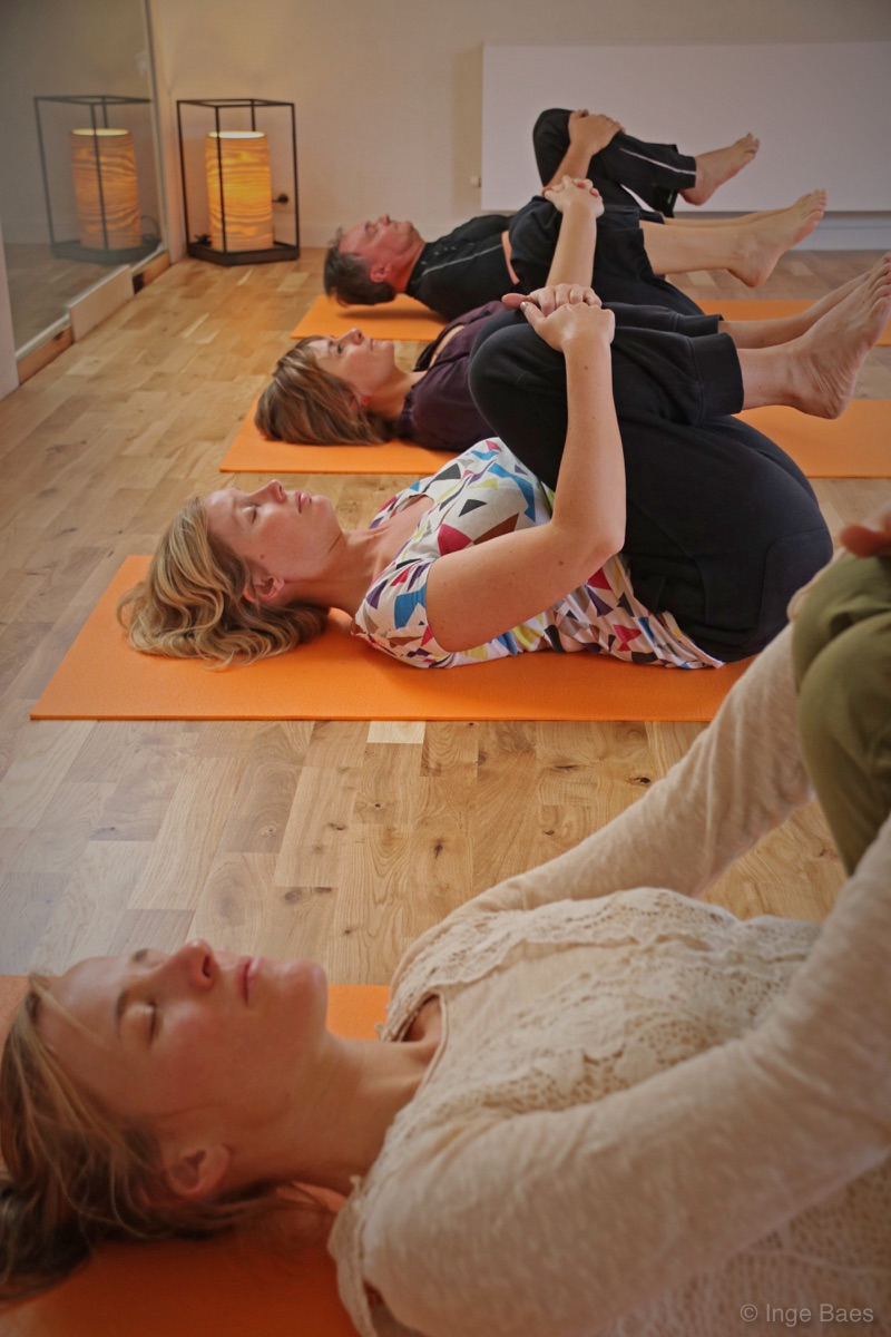 Yoga in de loft oostende